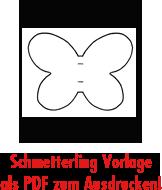 Lolli-Schmetterlinge - Druckvorlage