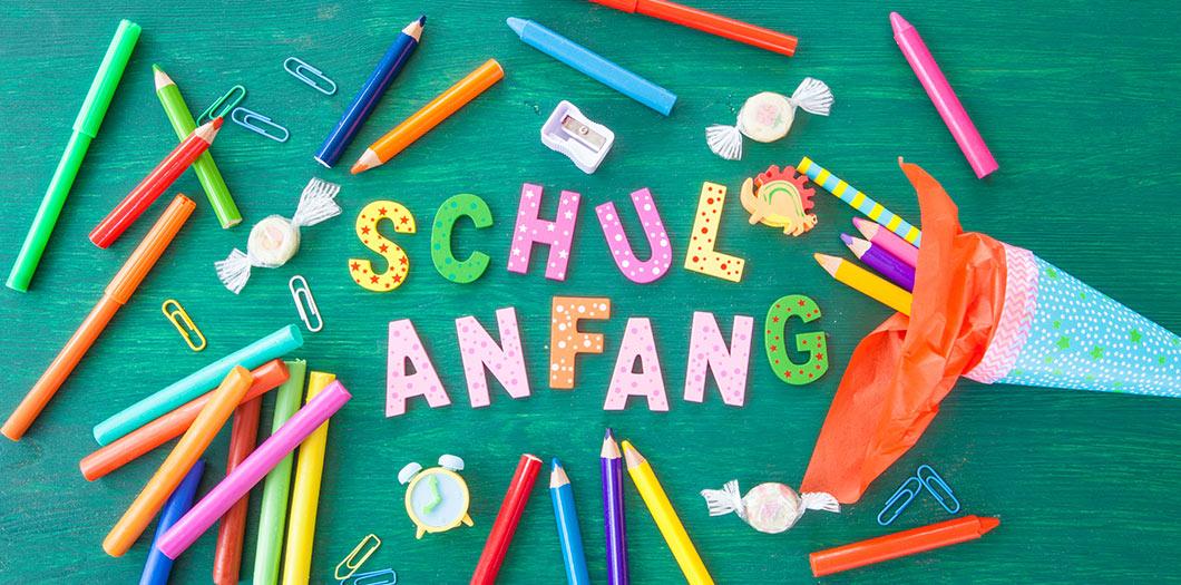 Schulstart-Party