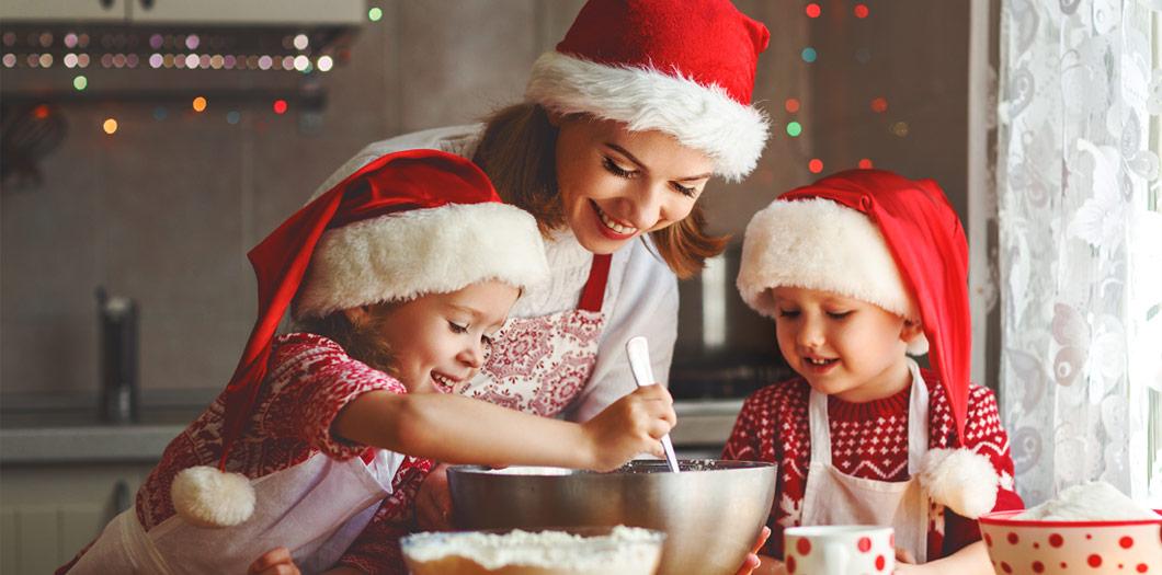 Süße Weihnachtsüberraschungen