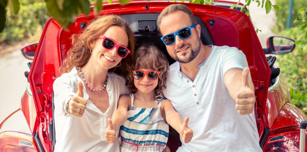 10 Tipps für lange Autofahrten mit Kindern