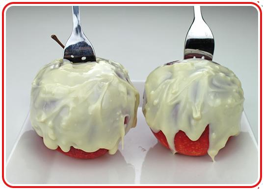 Step 2 - Apfel-Gespenster