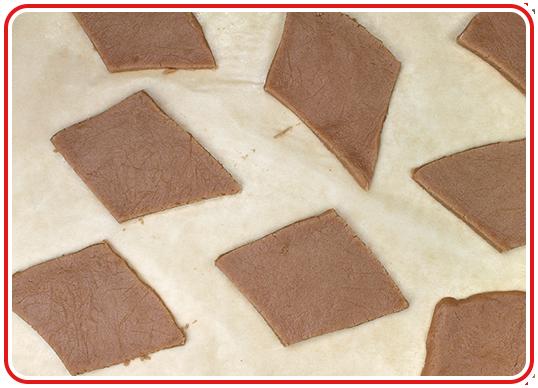Step 3 - Drachen-Kekse backen