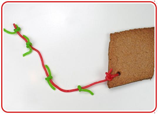 Step 7 - Drachen-Kekse backen