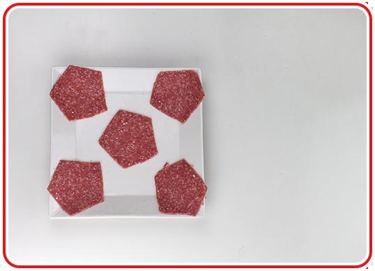 Step 3 - Fußball-Pfannkuchen