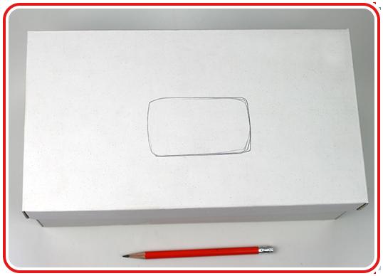 Step 1 - Grusel-Box basteln