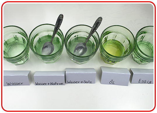 Step 3 - Gummibärchen-Experiment