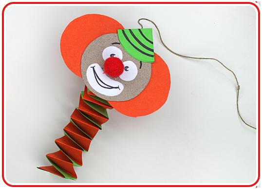 Gute-Laune-Clowns selber basteln - Step 12