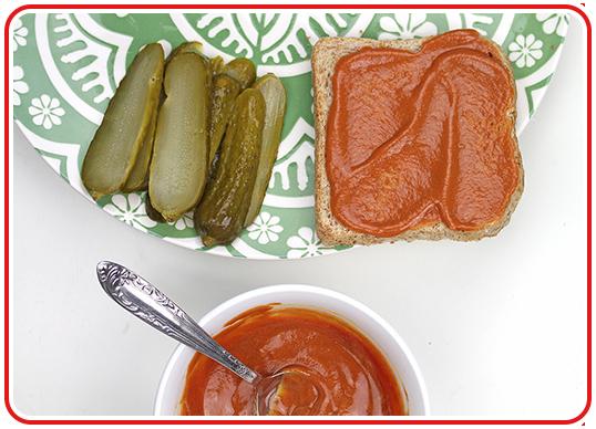 Step 1 - Hotdog-Toast à la Ferdi Fuchs