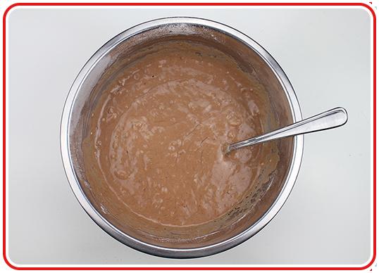 Step 4 - Hütchen-Cupcakes backen