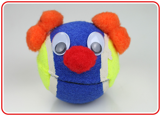 Step 3 - Memo-clown selber machen