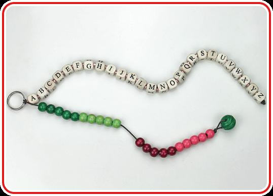 Step 5 - Rechen- und Buchstabenkette