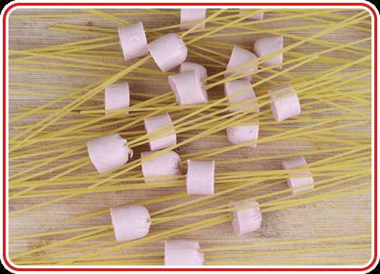 Step 3 - Spaghetti-Kabel