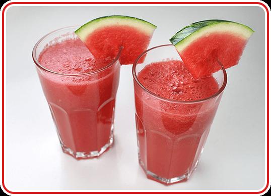 Step 4 - Wassermelonen-Limonade