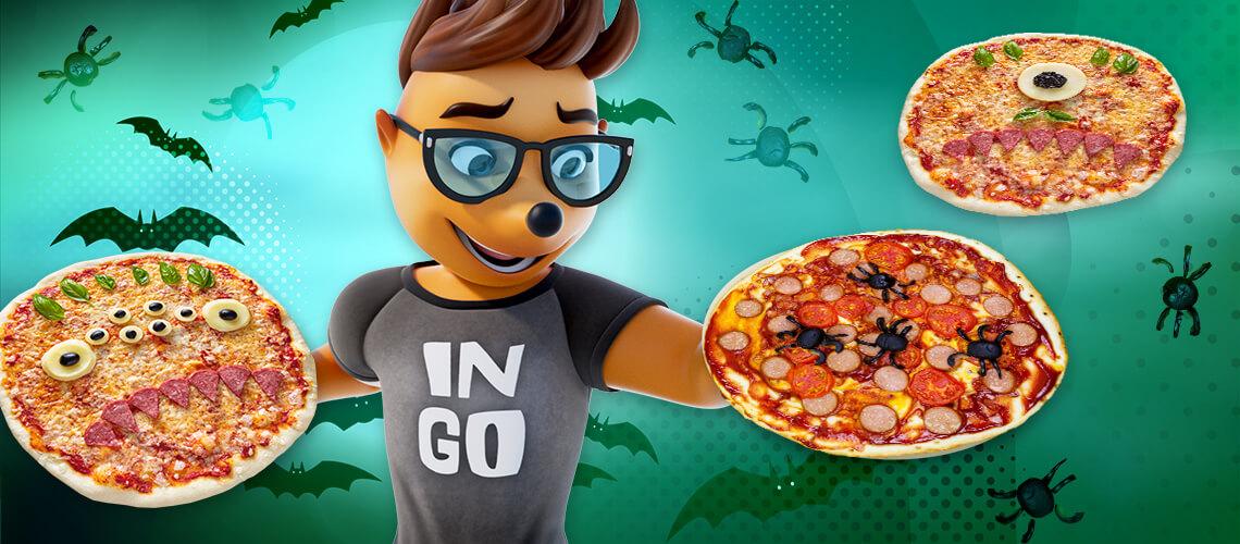 Ingos Monster Pizzen