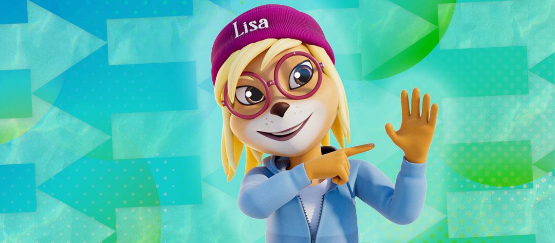 Lisa forscht mit Links