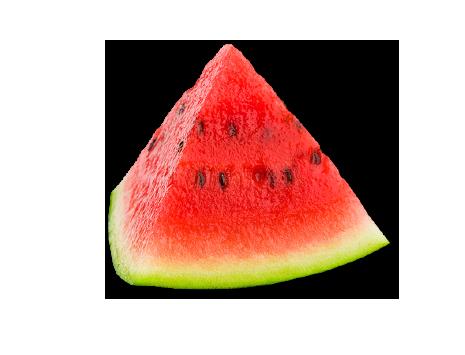 Eine leckere Wassermelonen-Limo