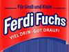 Ferdi Fuchs - viel drin - gut drauf!