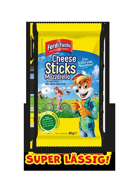 Ferdi Fuchs - Cheese Sticks