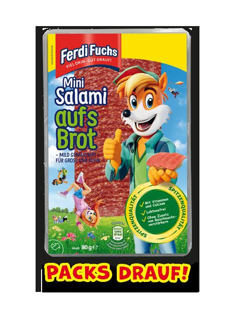 Ferdi Fuchs - Mini Salami aufs Brot