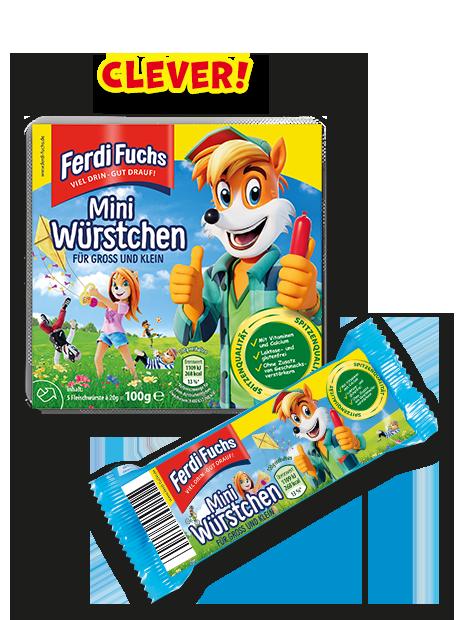 Ferdi Fuchs - Mini Würstchen