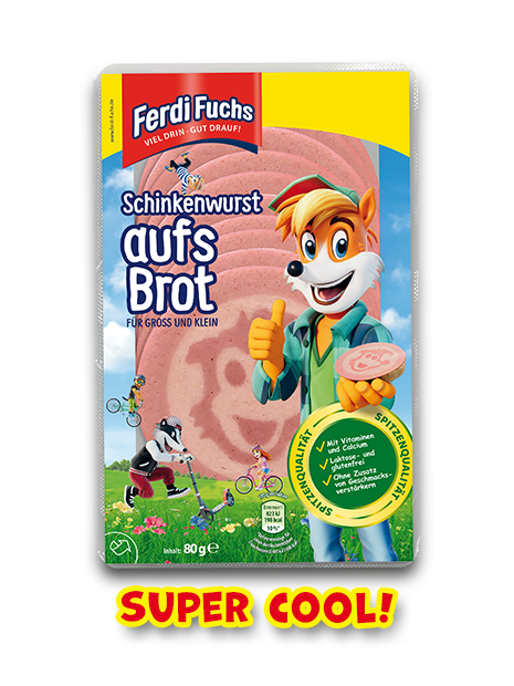 Ferdi Fuchs - Schinkenwurst aufs Brot