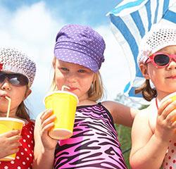 Frische Sommerdrinks