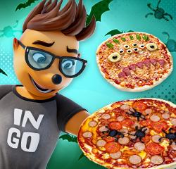 Monster-Pizzen