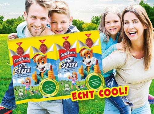 Echt cool! Ferdi Fuchs Mini Salami